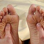 Anthea Hotel Tinos   Foot reflex Massage