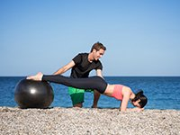 Anthea Hotel Tinos | Personal fitness training sessions