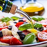 Anthea Hotel Tinos | Greek salad
