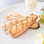 Anthea Hotel Tinos | Salmon fillet