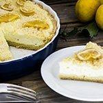 Anthea Hotel Tinos | Homemade lemon pie