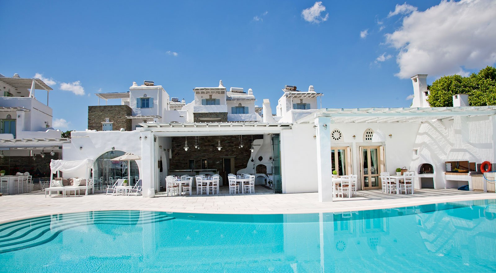 Anthea boutique hotel spa tinos greece for Boutique hotels greece