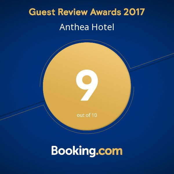 booking.com Excellence badge