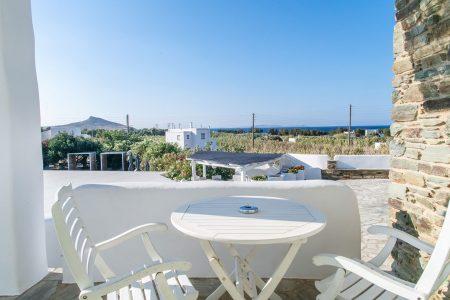 Superior room with sea view / Διακεκριμένο δωμάτιο με θέα στη θάλασσα