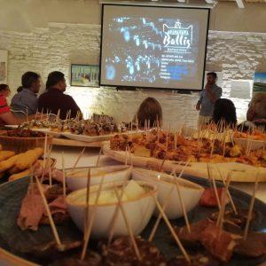 Δοκιμές τοπικών κρασιών σε συνδυασμό με τηνιακή γευσιγνωσία 8