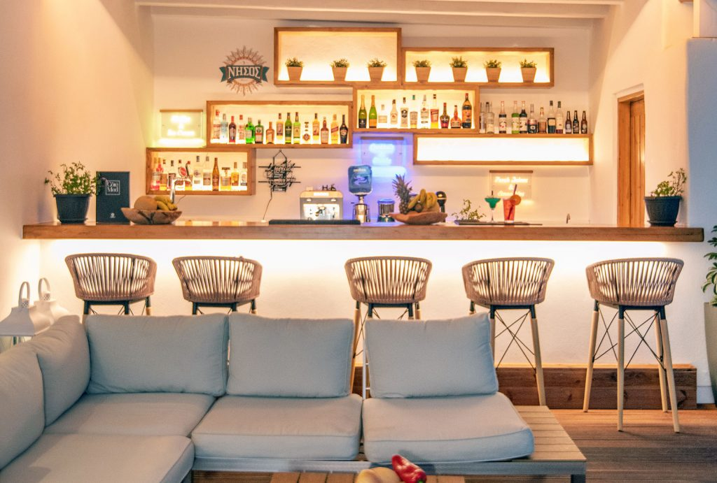 Anthea Hotel Tinos | Bar